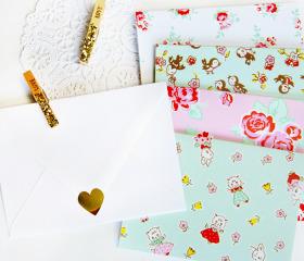 Milk, Sugar & Flower Card Set – Sugar Pie