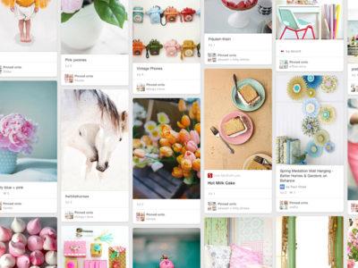Smitten for Pinterest