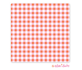 Printable Clementine Digital Craft Paper