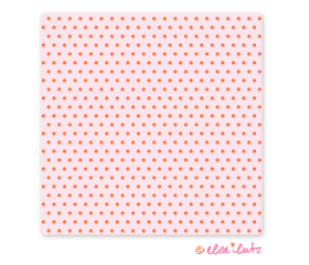 Printable Polka Digital Craft Paper