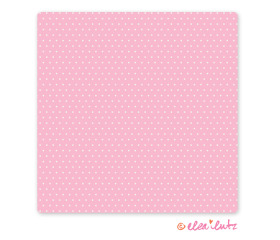 Printable Sweet Dots Digital Craft Paper Pink