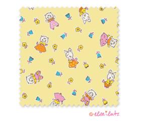 Milk, Sugar & Flower – Yellow Friends