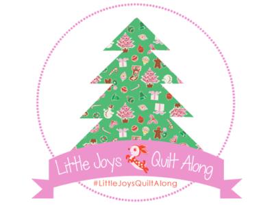 Little Joys Quilt Along. Come join us!