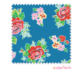 Strawberry Biscuit – Blue Briar Rose