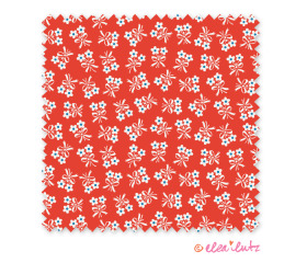 Strawberry Biscuit – Red Daisy