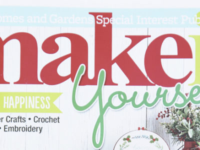 Little Joys in Make It Yourself Magazine