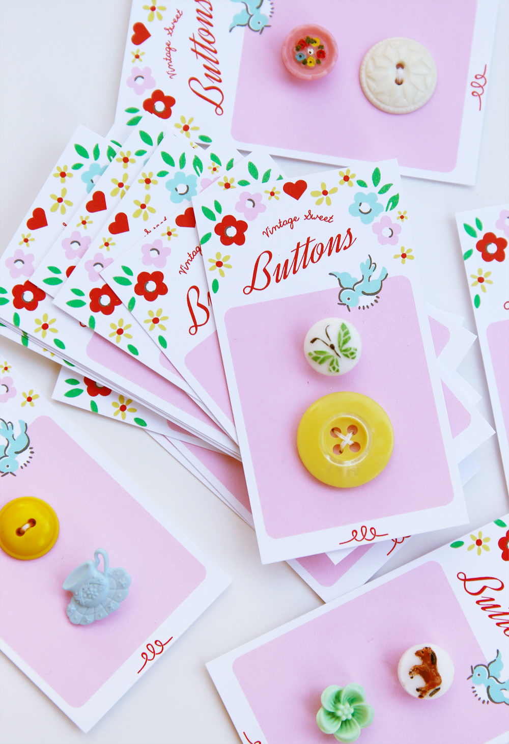 Free Button Card Download From Elea Lutz Design