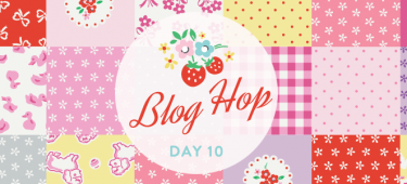 Strawberry Biscuit Blog Hop – Day 10 (Last Day!)