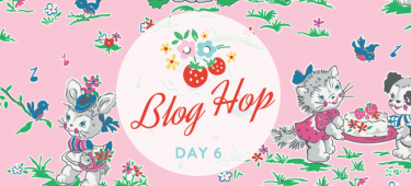 Strawberry Biscuit Blog Hop – Day 6