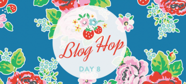Strawberry Biscuit Blog Hop – Day 8