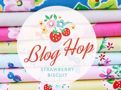 Strawberry Biscuit Blog Hop – Day 1