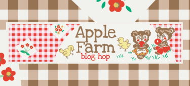 Apple Farm Blog Hop Day 8