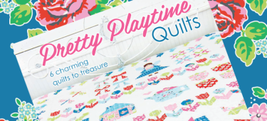Pretty Playtime Quilts Duck Blocks