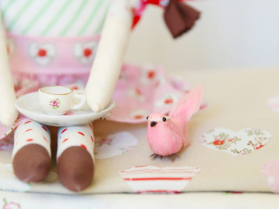 Introducing Little Dolly with Penny Rose Fabrics
