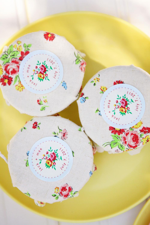 Circa 2011: DIY Wildflower Seed Scrub for Martha Stewart Weddings Blog