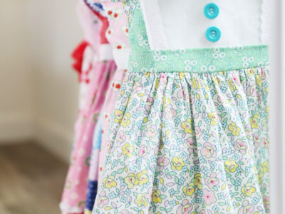 Little Dolly: My Inspiration & Showcase with Penny Rose Fabrics