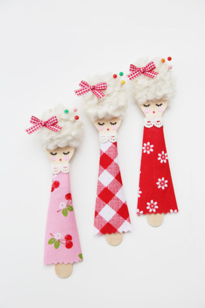 spoon dolls by elea lutz